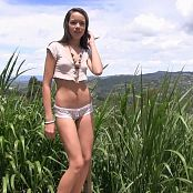Kelly Kutie Crop Top TM4B HD Video 004