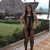 Kim Martinez Black Bodysuit TM4B 4K UHD & HD Video 002