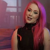 LatexBabie Popping Your Anal Virginity HD video