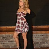 Madden Plaid Dress Picture Set