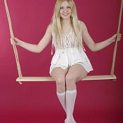 Silver Angels Vasilisa White Socks Picture Set 1