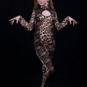 Silver Jewels Alice Leopard Picture Set 3