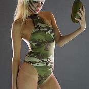 Young Gusel Naked Solider Picture Set