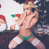 Ariel Rebel Xmas Promo With Veronica Vice Picture Set