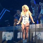 Britney Spears Hold It Against Me Live Femme Fatale Tour 2011 Video