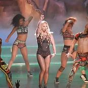 Britney Spears Toxic Live Piece of Me 2016 HD Video