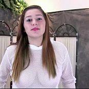 FloridaTeenModels Alexis In Mesh Video