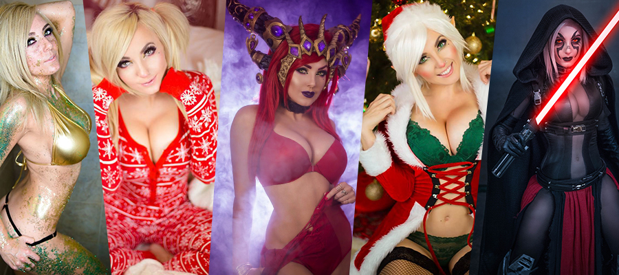 Jessica Nigri Patreon Pictures & Videos Complete Siterip