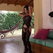 Samantha Gil Black Bodysuit TM4B 4K UHD & HD Video 006
