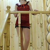Sivler Jewels Alice Red Dress Picture Set 4