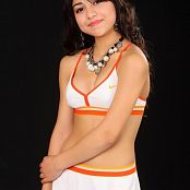 Silver Moon Megi White Skirt Picture Set 1