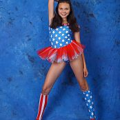 Silver Stars Amy Dance Costume Picture Set 7