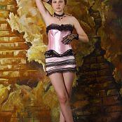 Silver Stars Bella Black Lace Picture Set 2