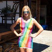 TeenMarvel Lili Rainbow Mesh Picture Set