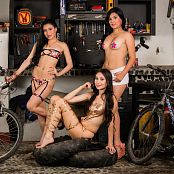 Ximena Gomez, Emily Reyes & Veronica Perez Workshop Group 1 TCG Picture Set 001