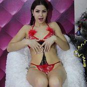 May Model Striptease HD Video 159
