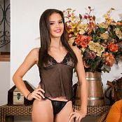 Alexa Lopera Black Top TCG Picture Set 002