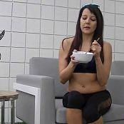 Andi Land Yogurt Parfait HD Video