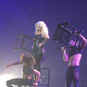 Britney Spears Sexy Black Shiny Catsuit Do Somethin Live HD Video