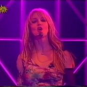 Britney Spears Stronger Live Unknown TV Channel Video