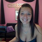 Christina Model Camshow Video 33