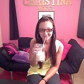 Christina Model Camshow 35 Video