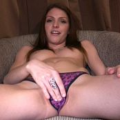 Fuckable Lola Purple Panties Close Up Magicwand HD Video