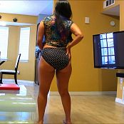 Goddess Sandra Latina Right Before Your Father Gets Home HD Video