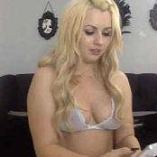 Lexi Belle 10/11/2016 Camshow Video