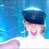 Rachel Stevens I Said Never Again Live CDUK 2004 Video