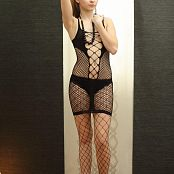Silver Jewels Alice Black Mesh Picture Set 2
