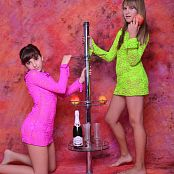 Silver Starlets Ariana & Katrin Friends Picture Set 1