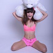 Silver Starlets Nakita Pink Shorts Picture Set 1
