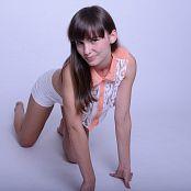 Silver Starlets Nakita White Shorts Picture Set 1
