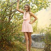 Silver Stars Mika Pink Dress Picture Set 1