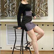TeenModelingTV Amber Bandage Dress Picture Set