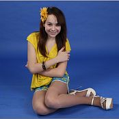 TeenModelingTV Madison Hawaiian Shorts Picture Set