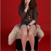 TeenModelingTV Madison Tom Brown Top Picture Set