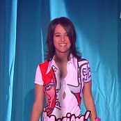 Alizee Gourmandises Live Absolument Eta Video