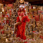 Bianca Beauchamp A Glistering Christmas of Gold Picture Set