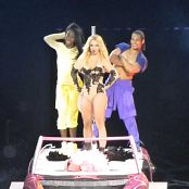 Britney Spears Lace & Leather Live Femme Fatale Tour HD Video