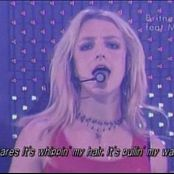 Britney Spears Me Against The Music Live Happy Xmas Show 2004 Video