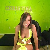 Christina Model Camshow Video 41