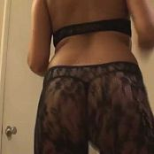 Kalee Carroll Bodysticking Ass Shake Video