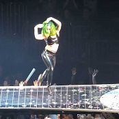 Lady Gaga Alejandro Live In Black Latex HD Video