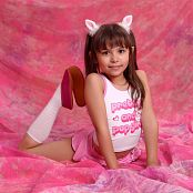 Silver Stars Nika Pink Skirt Picture Set 1