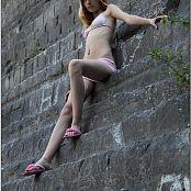 TeenModelingTV Ella Pink Bikini Picture Set