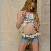 TeenModelingTV Ella Snake Print Picture Set