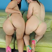 Teenikini Kylie Quinn & Violet Starr Ykinis Picture Set & HD Video 045