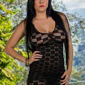Andrea Restrepo Mini Dress TM4B Picture Set 005